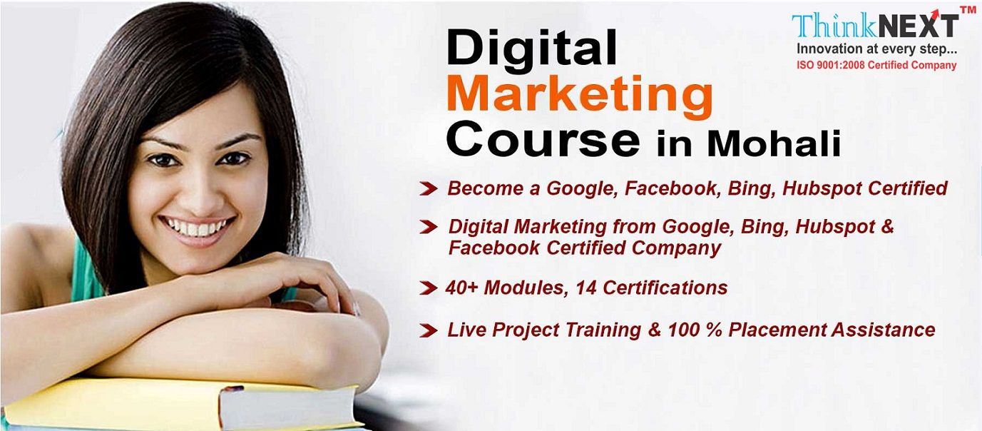 Digital Marketing Course in  Mohali
