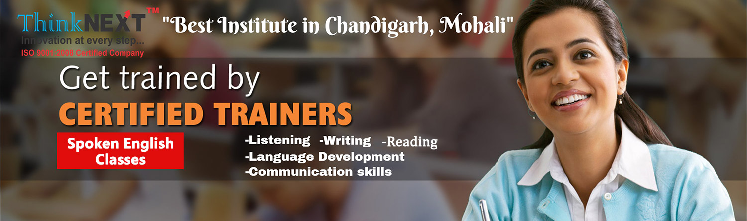 English Speaking Course in Chandigarh Mohali Panchkula