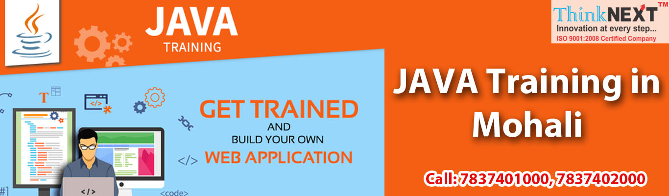 Java Training in Mohali
