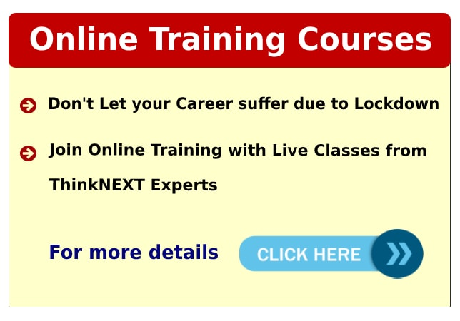Online Training Course in India