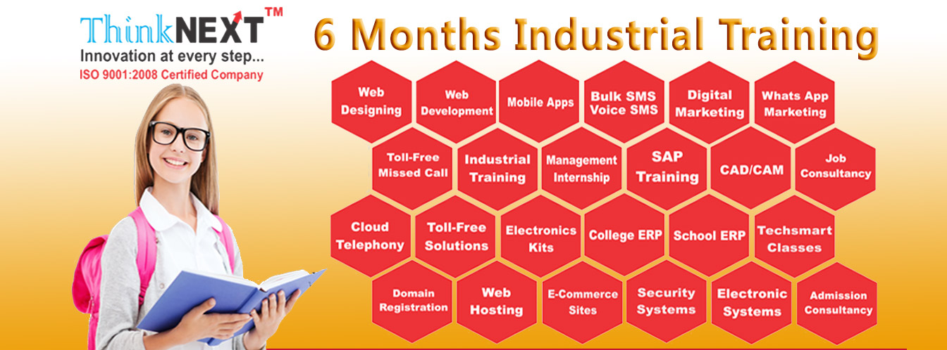 Six Months Industrial Training in Chandigarh Mohali