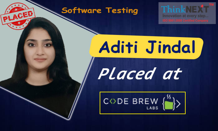 Software Testing Training Course in Chandigarh