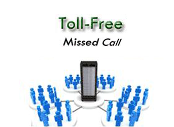 Toll Free Missed Call
