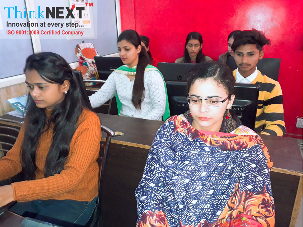 web designing training institute chandigarh