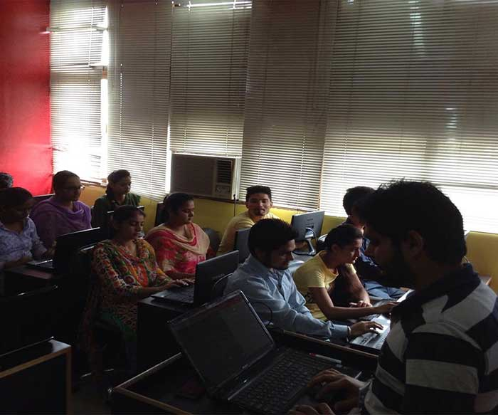 Java Industrial Training in Chandigarh